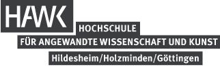 small HAWK logo in dark gray and white