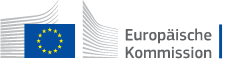 Logo European Commission for Research and Innovation with the European flag