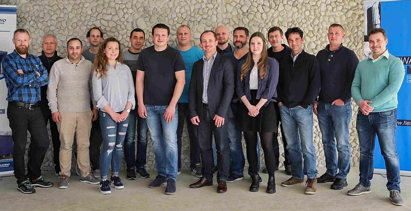 all employees of FlexBio Technologie GmbH