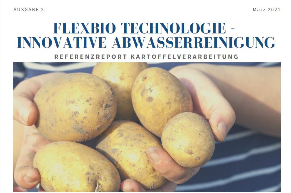 Referenzreport Abwasserbehandlung kartoffelverarbeitung